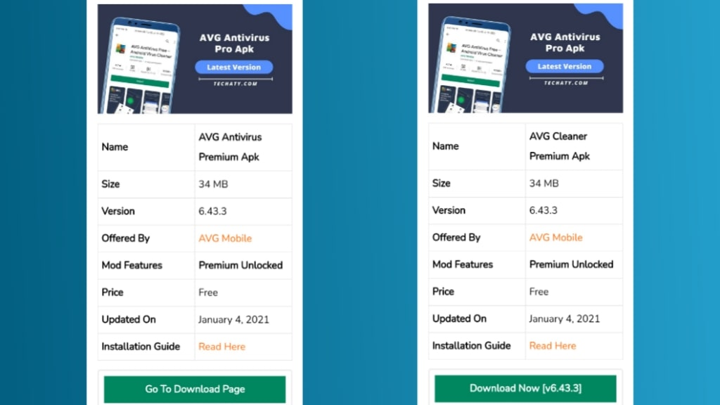 AVG Antivirus Premium Mod Apk