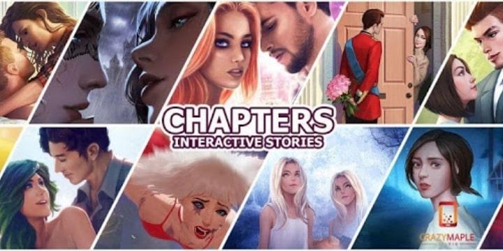 Chapters Mod Apk 6.2.0 (Premium Choices/Diamonds)