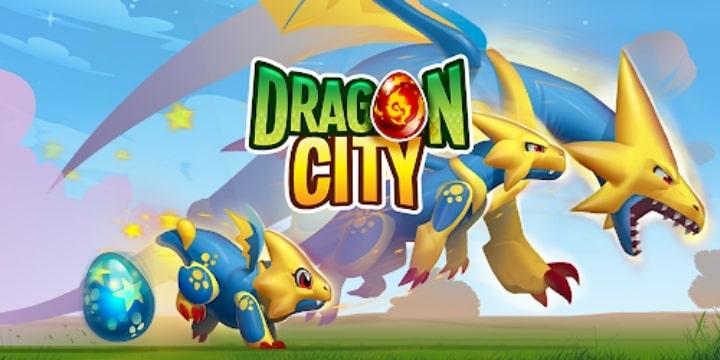 Dragon City Mod Apk 12.1.2 (Everything Unlocked)