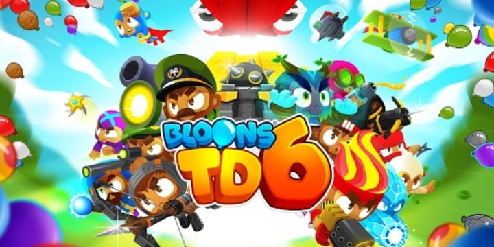 Bloons TD 6 Mod Apk 26.1 (Free Download)