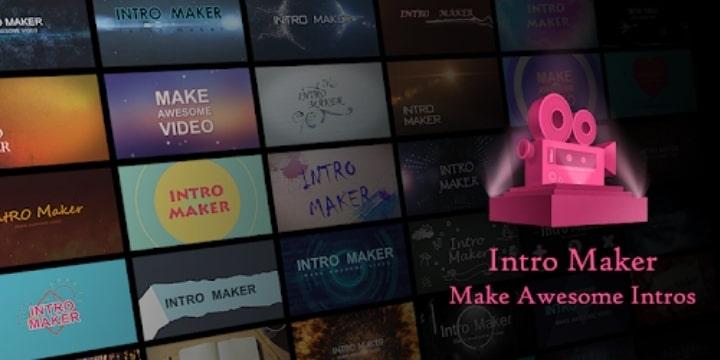 Intro Maker MOD Apk 4.7.4 (VIP Unlocked)