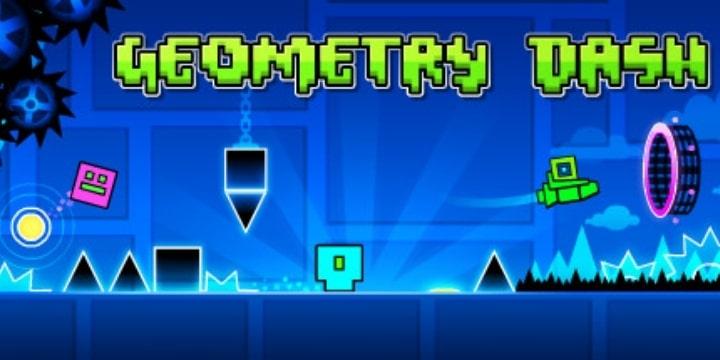 Geometry Dash Mod Apk v2.111 (Unlimited Money)