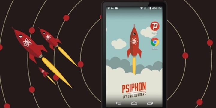 Psiphon Pro Apk 328 (MOD Subscribed)