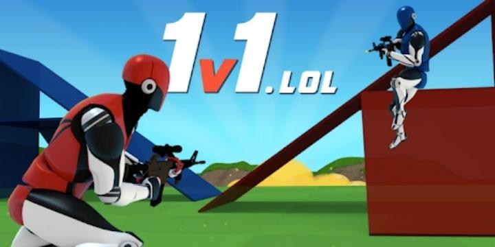 1v1.LOL Mod Apk 3.800 (Unlimited Money)