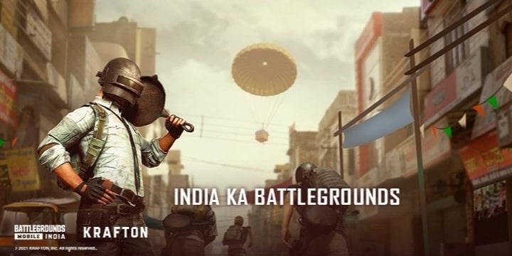 Battlegrounds Mobile India Apk 1.6.0 (Latest Version)