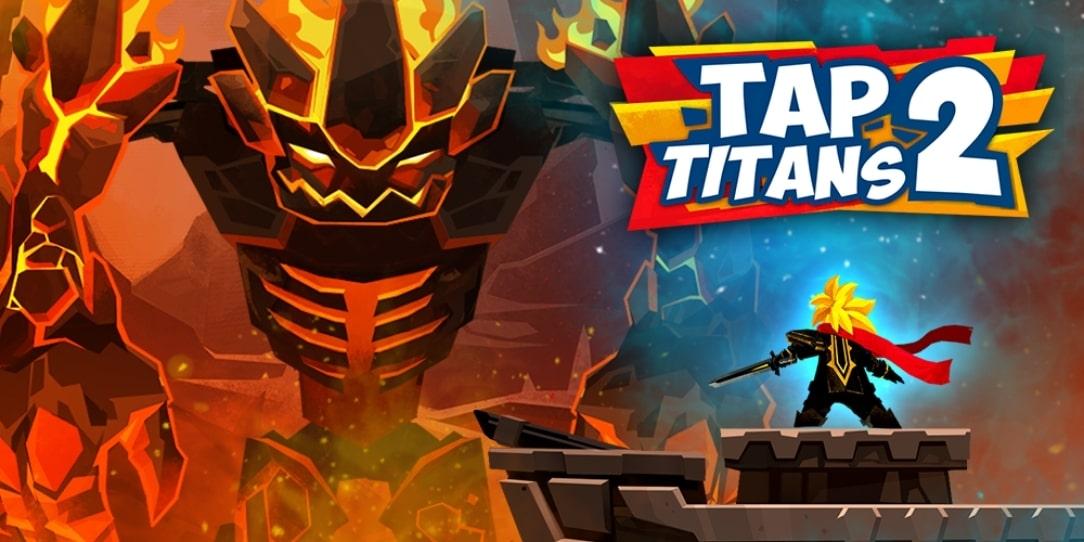 Tap Titans 2 Apk + MOD v5.9.1 (Unlimited Coins)